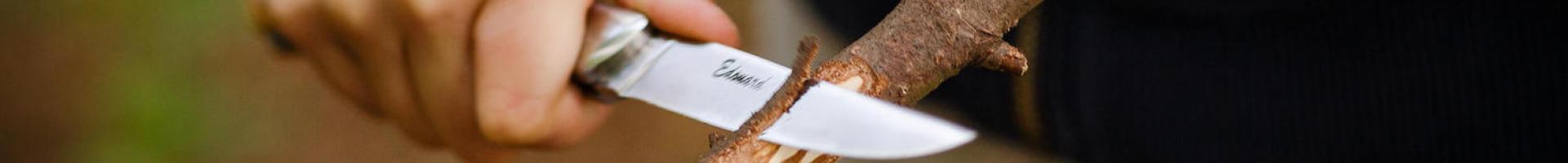 Gravure couteau : Faire graver son couteau pour le personnaliser