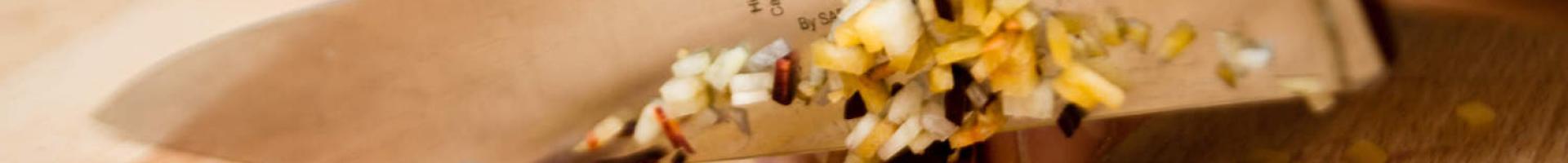 Quels couteaux pour émincer vos légumes ?