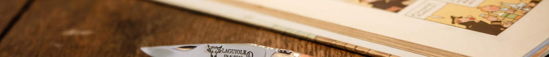 Couteaux Laguiole : Qu'est-ce qu'un Couteau de marque Laguiole ?