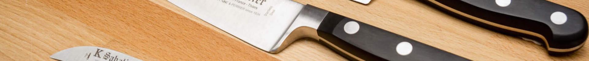 Les couteaux indispensables pour un chef cuisinier