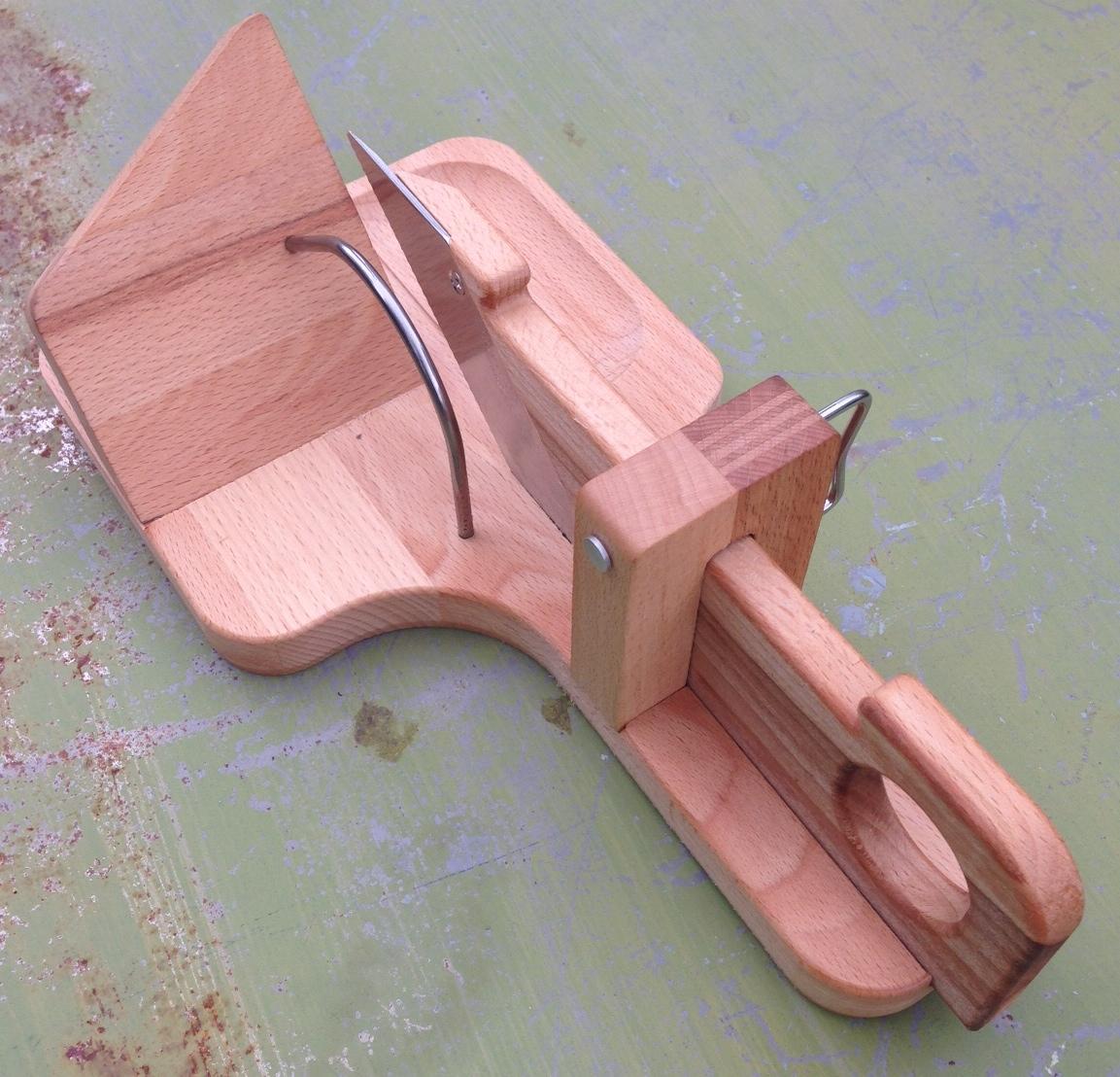 couteau guillotine saucisson so apero gaucher pour. Black Bedroom Furniture Sets. Home Design Ideas