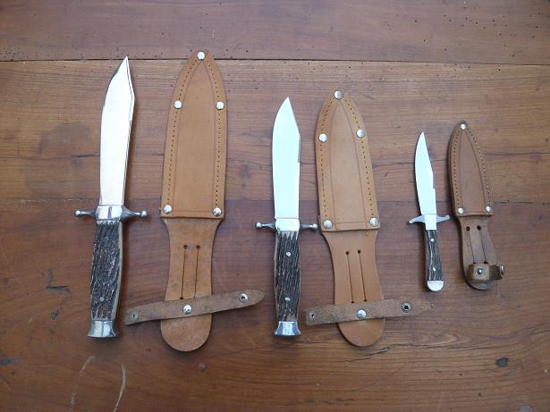 Scouts knives