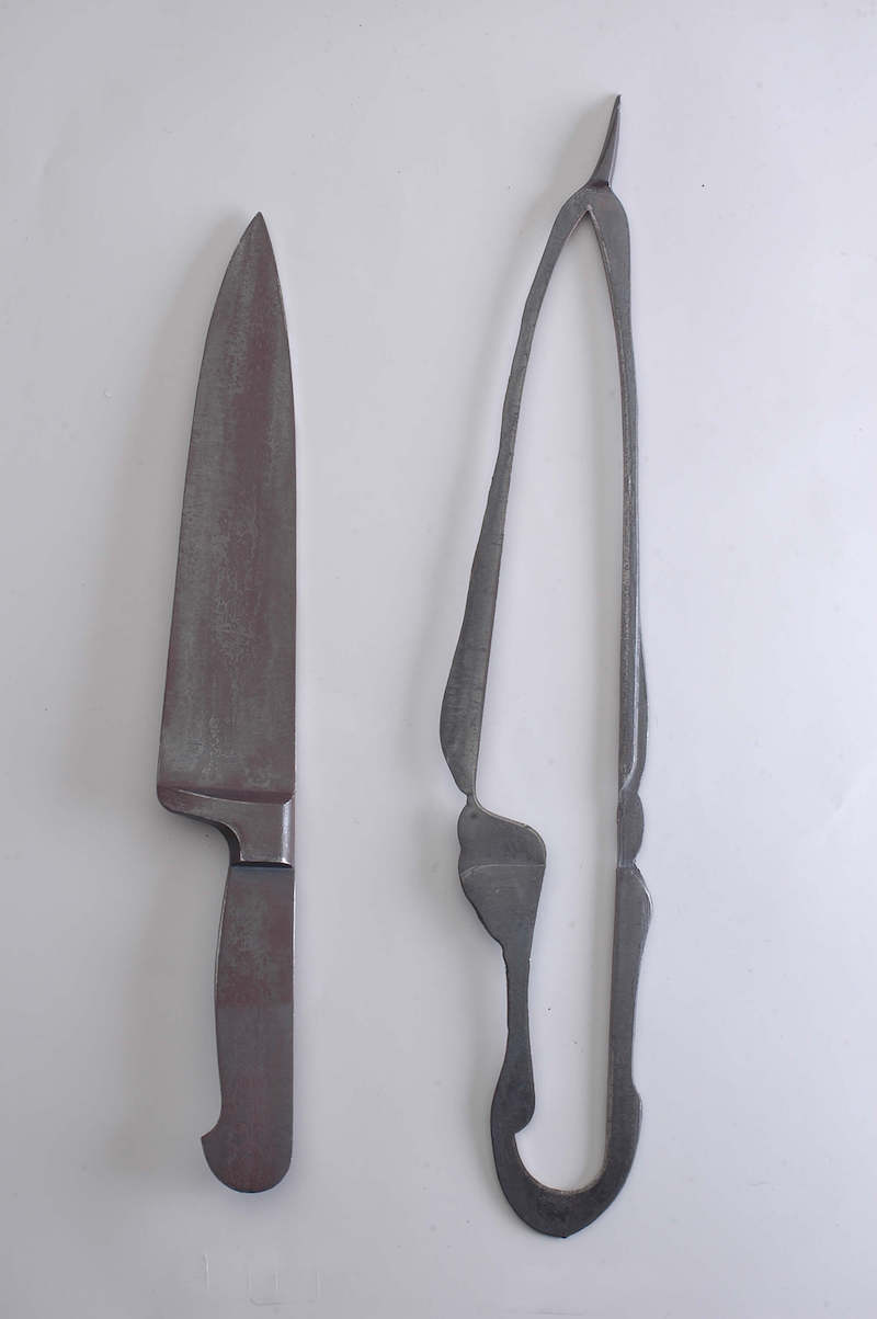 The forged Sabatier Knife