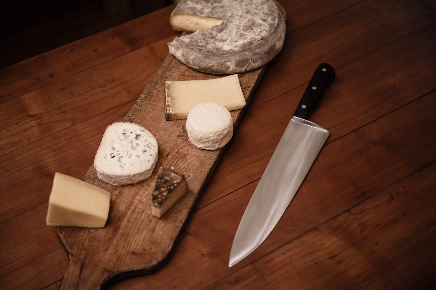 Sabatier Cheese Knife