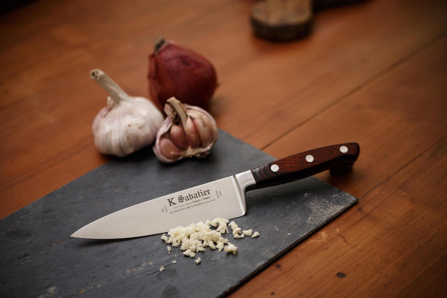 Vegetable Sabatier knife