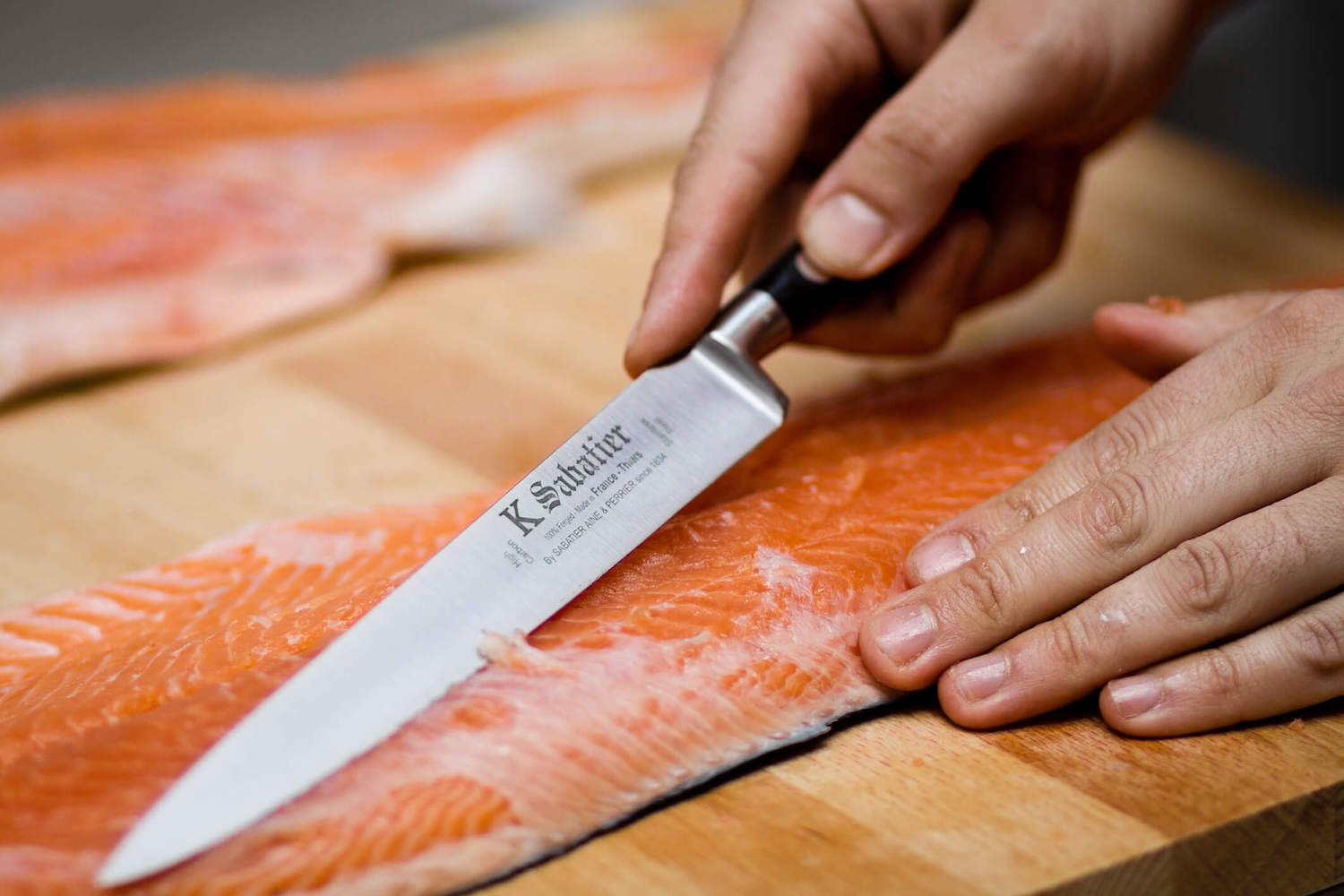 Sabatier Filet knife