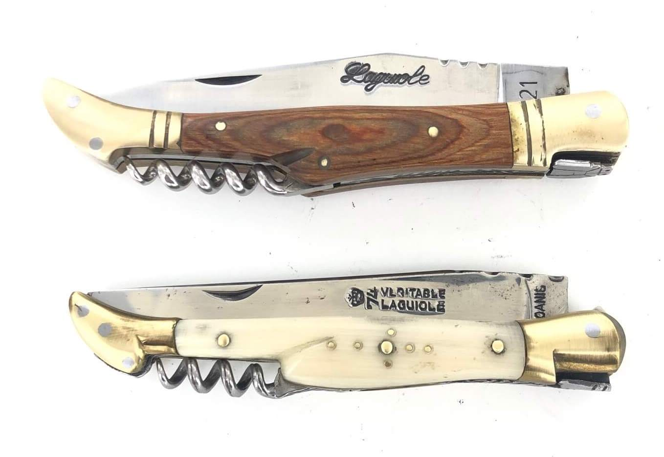 Laguiole pocket knife
