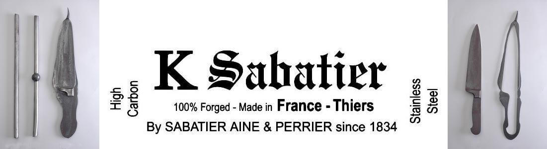 Sabatier - Made in France - 100% forged