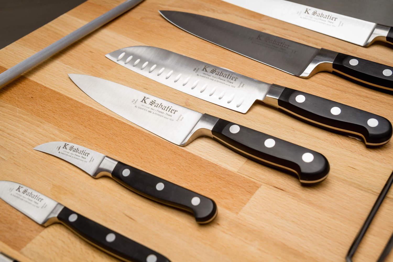 photo de couteaux Sabatier K